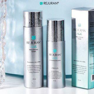 Rejuran Healer Rebalancing Toner 120ml/Refreshing Emulsion 45ml ...