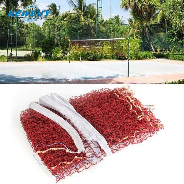 6EF1 6.1 X 0.76m Net Standard Badminton Net Nylon Braided Standard Badminton