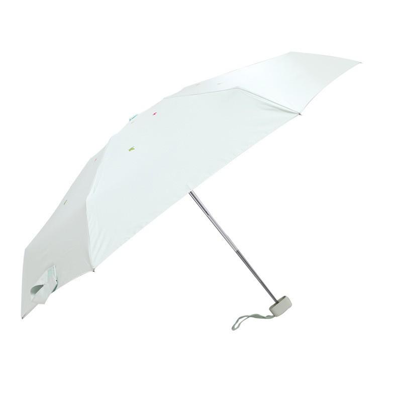 95b97974ac5a Portable Sun Umbrella Foldable Mini Umbrella Five Fold Rain Umbrellas