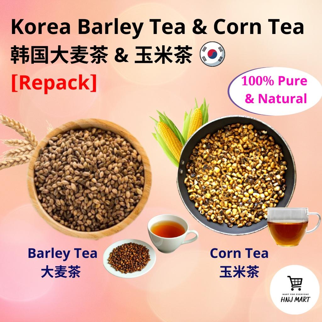 Korea Barley Tea & Corn Tea 韩国大麦茶 & 玉米茶