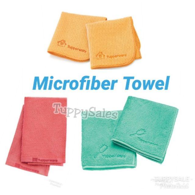 TUPPERWARE Microfiber Towel (1)