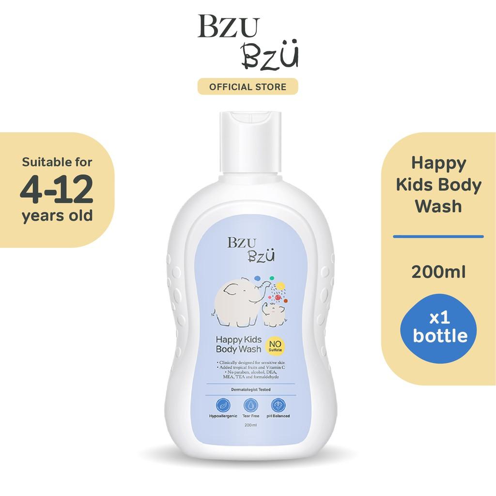 BZU BZU Happy Kids Body Wash (200ml)