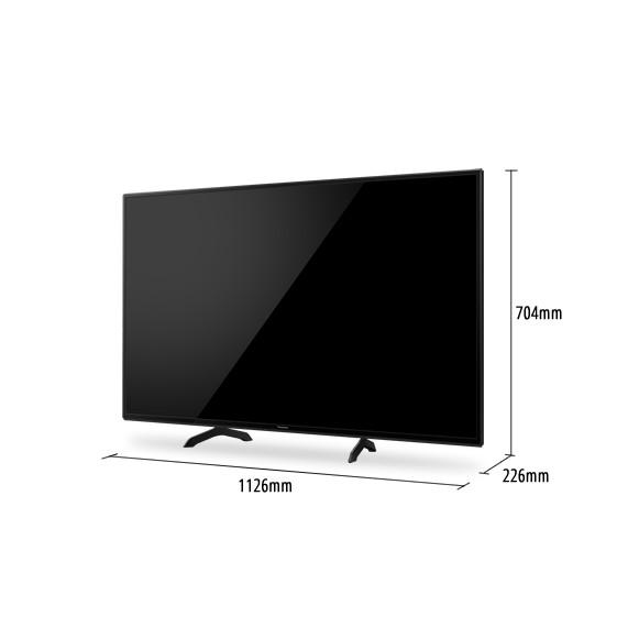 "50"" Smart LED TV TH-50FS500K - Hexa Chroma Drive (FREE BRACKET)"