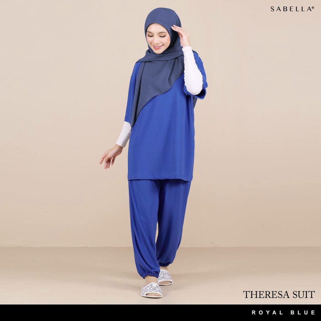 Sabella Theresa Suit Unisex Adult (Ready Stock)