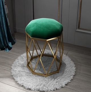 Pkc Modern Minimalist Dressing Table Stool Net Red Makeup Stool Light Luxury Nail Chair Bedroom Ins Nordic Girl Dining Shopee Malaysia