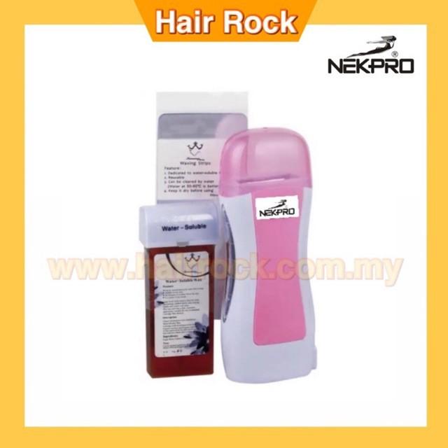 NEKPro 3 IN 1 Wax Heater Depilatory Waxing Kit Beauty Use Home Use