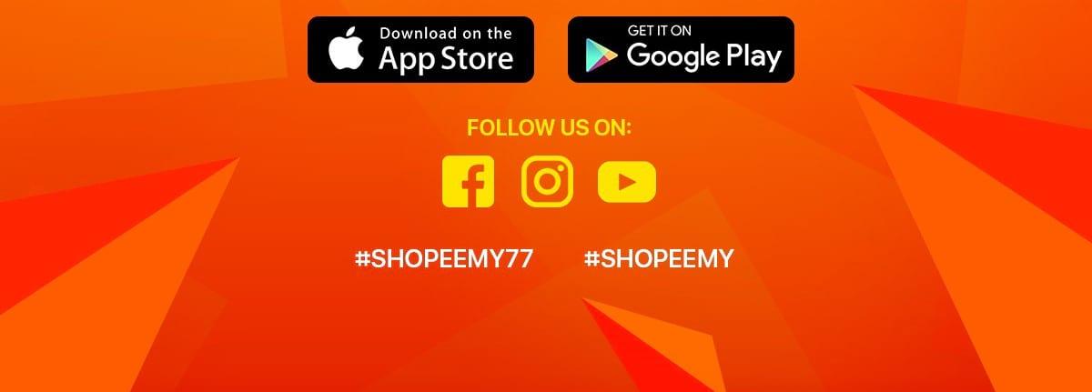 7 7 Orange Madness, Daily Shocking Sales, 2019 | Shopee Malaysia