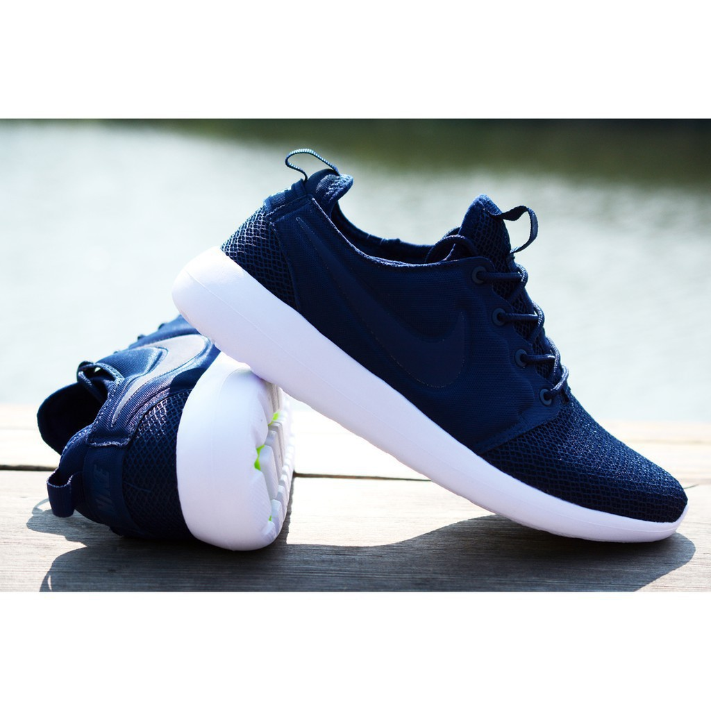buy popular 1a844 c3e92 Nike Roshe Two V3.0 sports shoes running shoes Blue