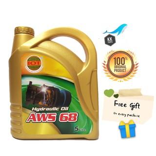 VALVOLINE Ultramax AW68 Hydraulic Oil [18L] | Shopee Malaysia