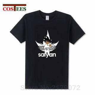 146b6787 Dragon Ball T Shirt Men Dragon Ball Z Super Son Goku Slim Fit Cosplay T- Shirt Vegeta Tshirt Homme Db