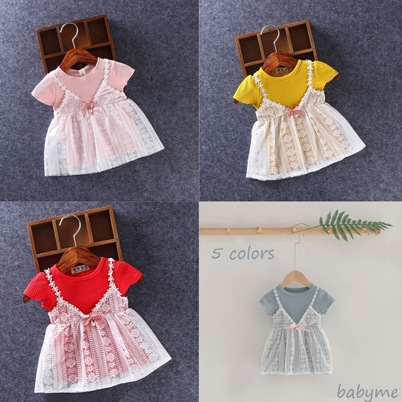 65ae29a50e8c0 Lace Summer Baby Girl Clothes Girl Dress Lovely Girl Dress