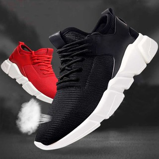 Casual shoes breathable men's RUNNING  shoes sport sneakers