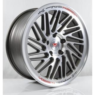 Rims For Cheap >> Vossen Lc105 17 Inch 5x112 5x114 3 Car Sport Rims Cheap Wheels Matt Bronze Machine Face
