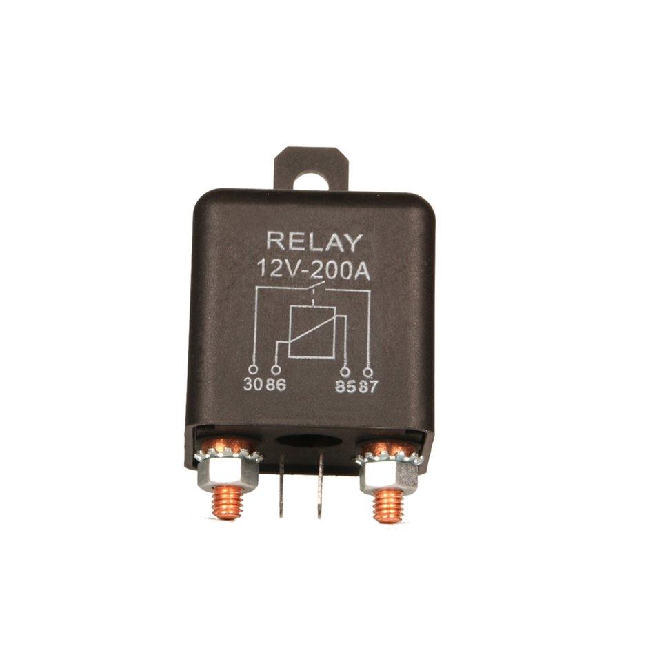 Heavy Duty 12V DC Relay 100A Automotive Switch
