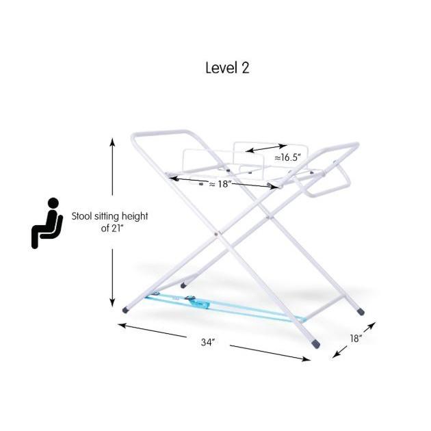 Baby Love BL0123 2 Level Adjustable Bath Tub Stand
