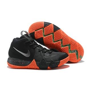 super popular 4bb8b a0e98 2018 Nike Kyrie Shoes x Nike Kyrie 4 Halloween Black ...