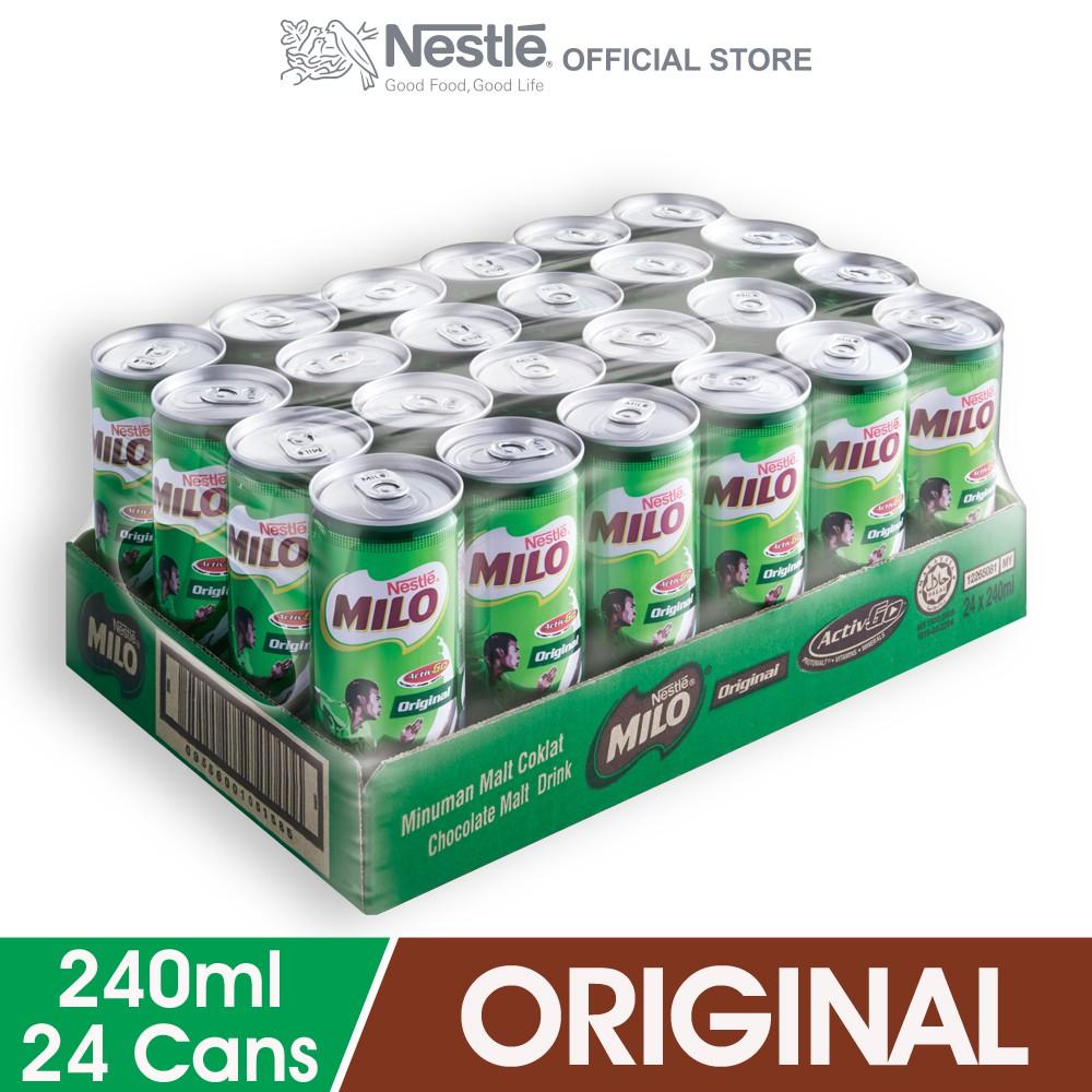Nestle Milo Activ Go Chocolate Malt Powder 1kg Shopee Malaysia Susu 1 Kg
