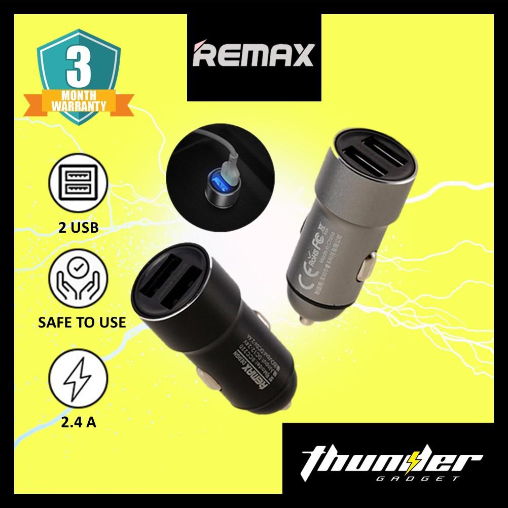 REMAX RCC220 Rechan Series Car Charger