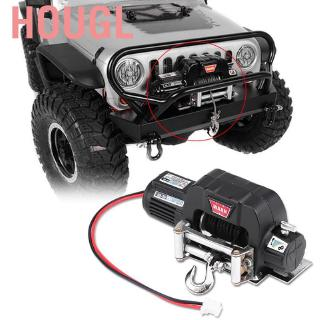 RC Car Winch Anchor Metal 1:10 Scale Remote Control Vehicle Winch Anchor Earth Ground Decoration RC Replacement Spare Parts for Axial SCX10 D90 HPI