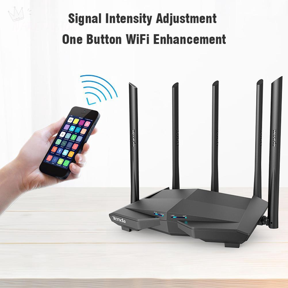 Tenda AC11 1200Mbps 2 4GHz/5GHz Dual Band WiFi Router