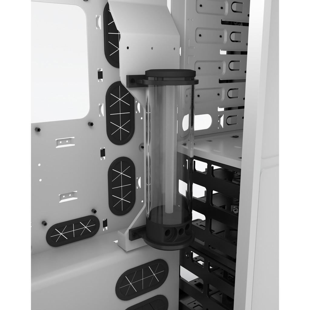 Phanteks Enthoo Series Primo Aluminum ATX Ultimate Full Tower Case PH-ES813P/_SWT Black//White