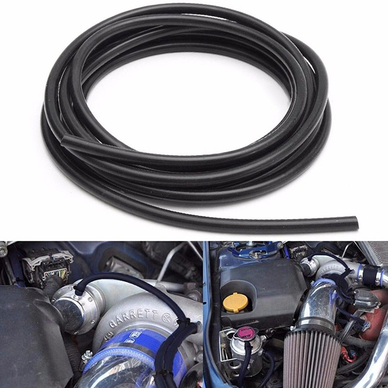 Manpower necessary Silicone Vacuum Hose Oil Gas Fuel Tube Intercooler  Coupler Turbo Wire Insulation The latest trend