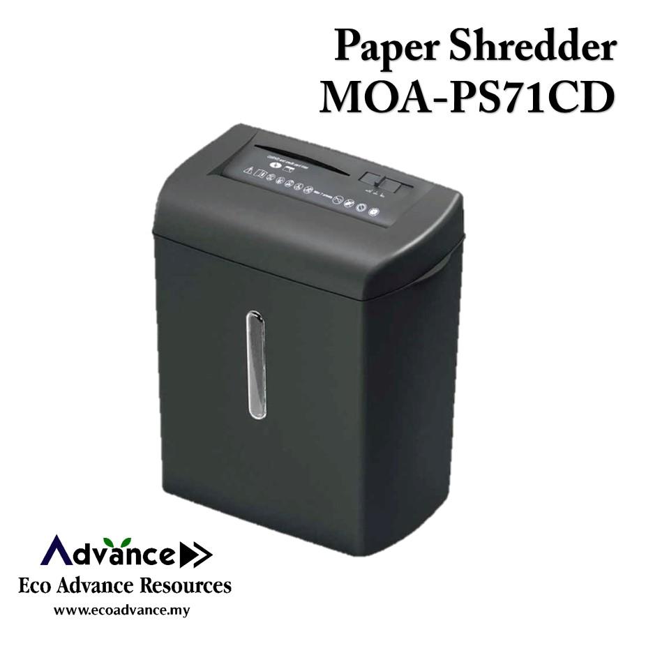 Paper Shredder MOA-PS71CD