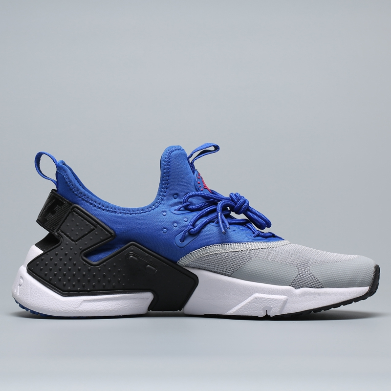 wholesale dealer cd1fb 8bf73 Nike Air Huarache Grey/Black/Pink Sport Shoes