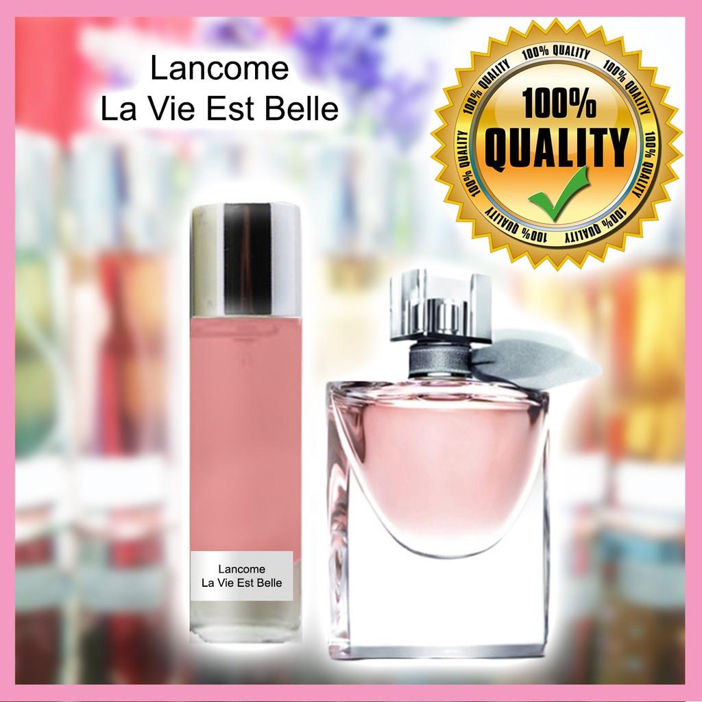 e4d12fafa Lancome La Vie Est Belle - Perfume OEM Inspired | Shopee Malaysia