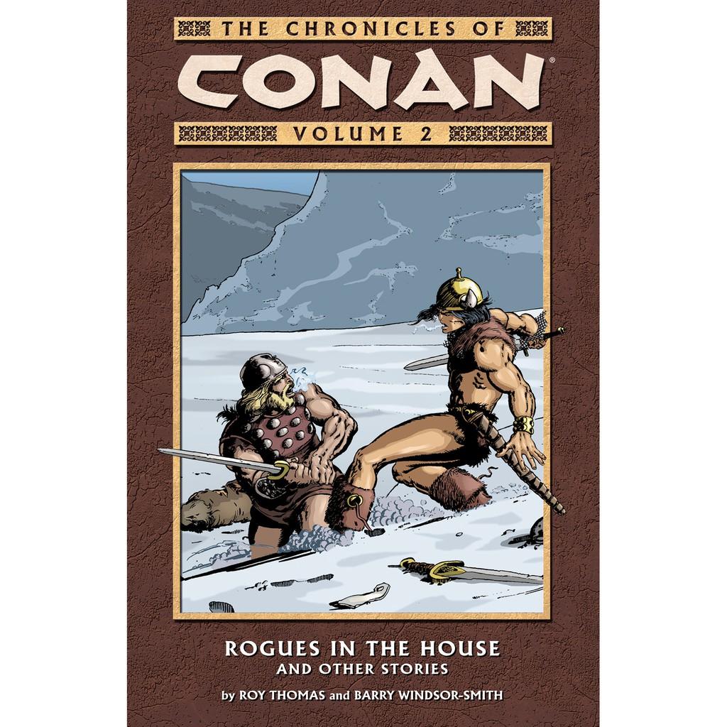 The Chronicles of Conan Vol. 02