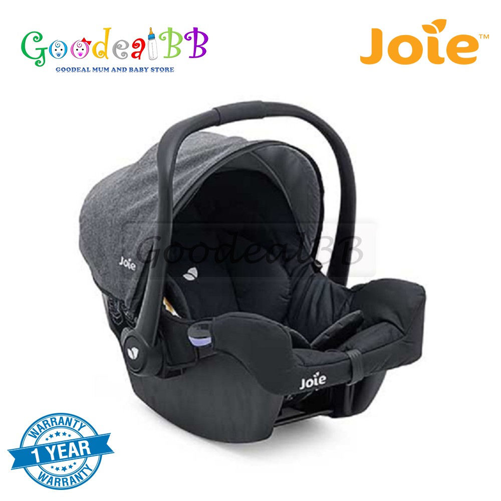 Joie Every Stage Convertible Car Seat (Ladybird) | Sho Malaysia