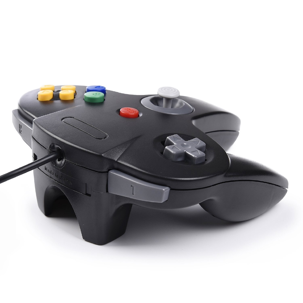 Classic Nintendo 64 Controller, iNNEXT N64 Wired USB PC Game