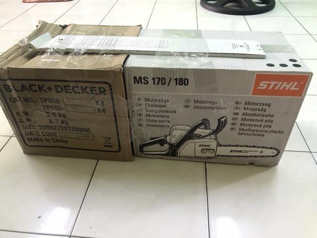 STIHL MS-180 18
