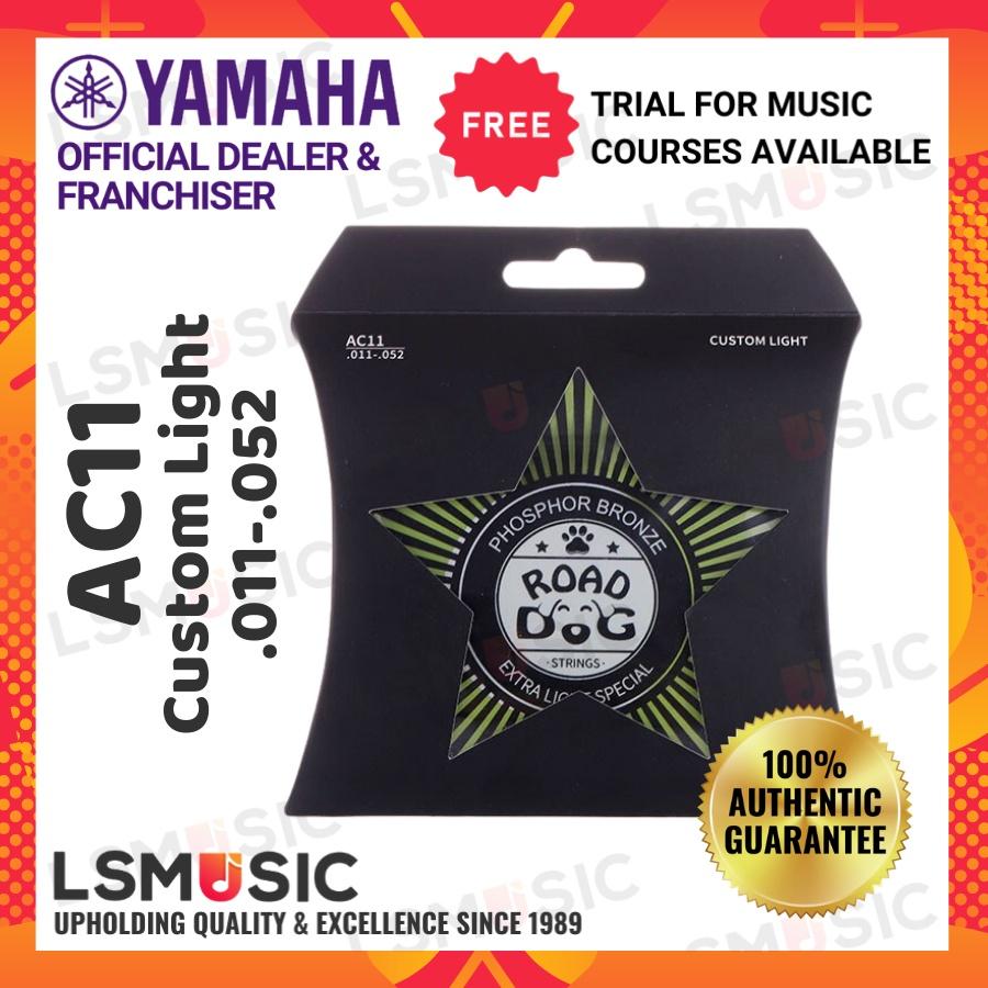 Road Dog Acoustic Guitar Strings AC10 / AC11 / AC12 Tali Gitar Akustik