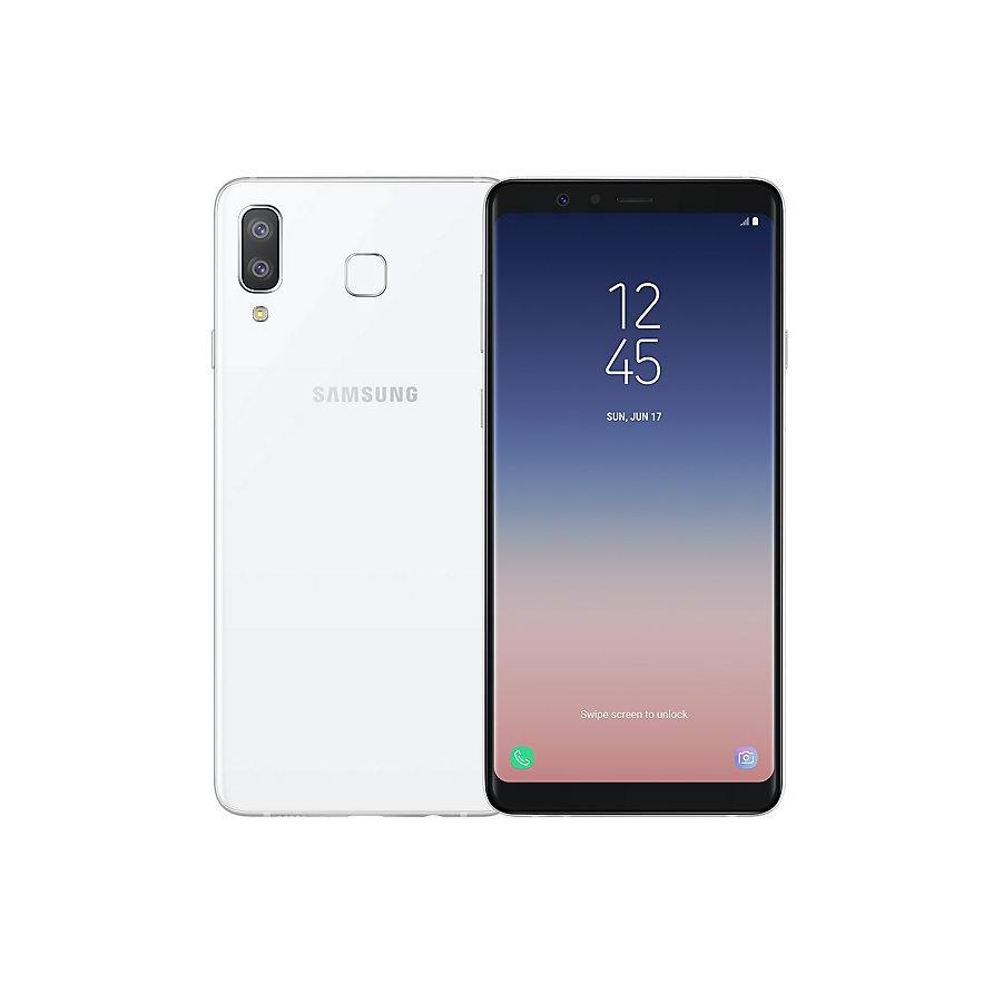 Samsung Galaxy A8 Star 4GB + 64GB LTE Dual Sim (White)