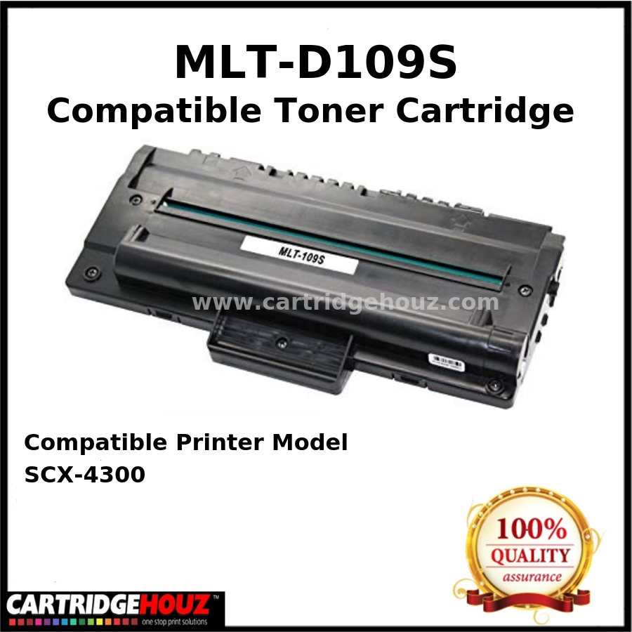 Compatible Samsung MLT-D109S (2K PGS) for SCX-4300