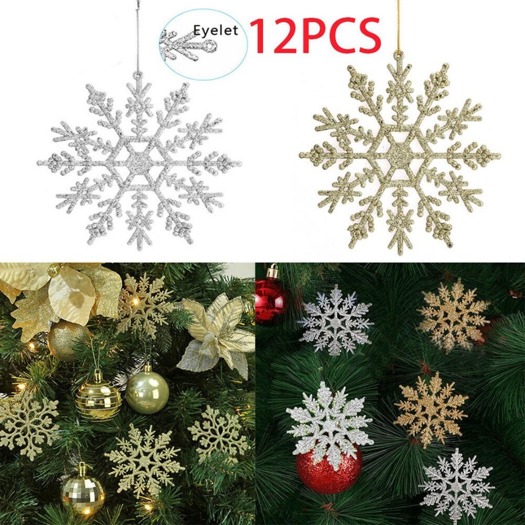 Silver Snowflake Glasses Novelty Christmas Glittery Glasses Festive Xmas Party