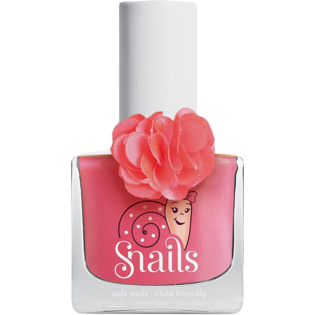 Snails Safe Nail Polish For Kids - Love Is | Shopee Malaysia
