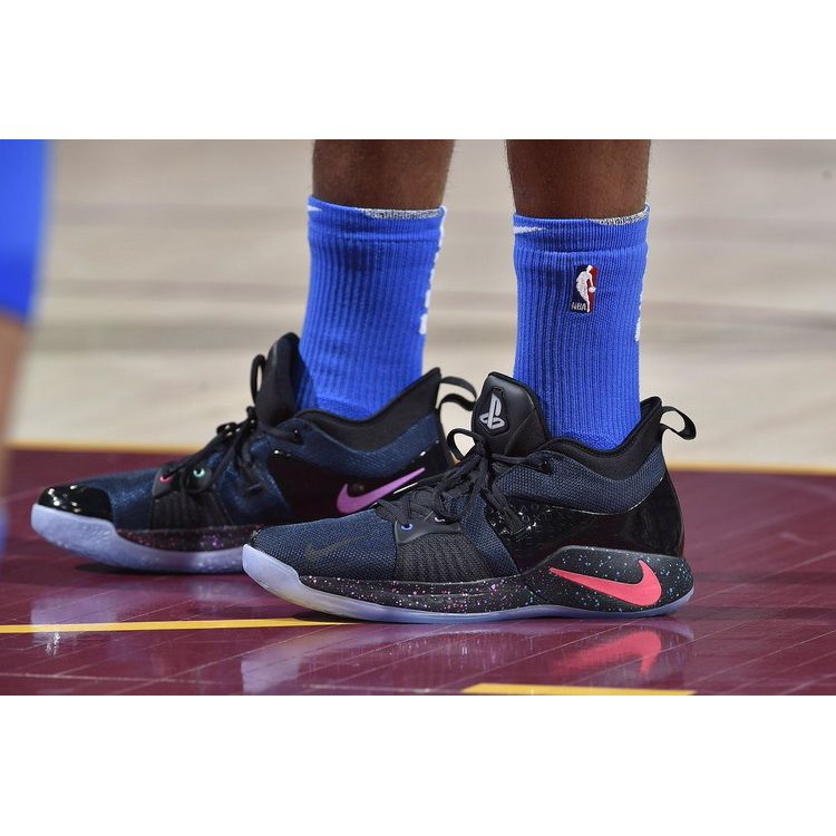 free shipping 53028 72af3 Nike PG2 x PlayStation Paul George 2 PS pickled pepper Male