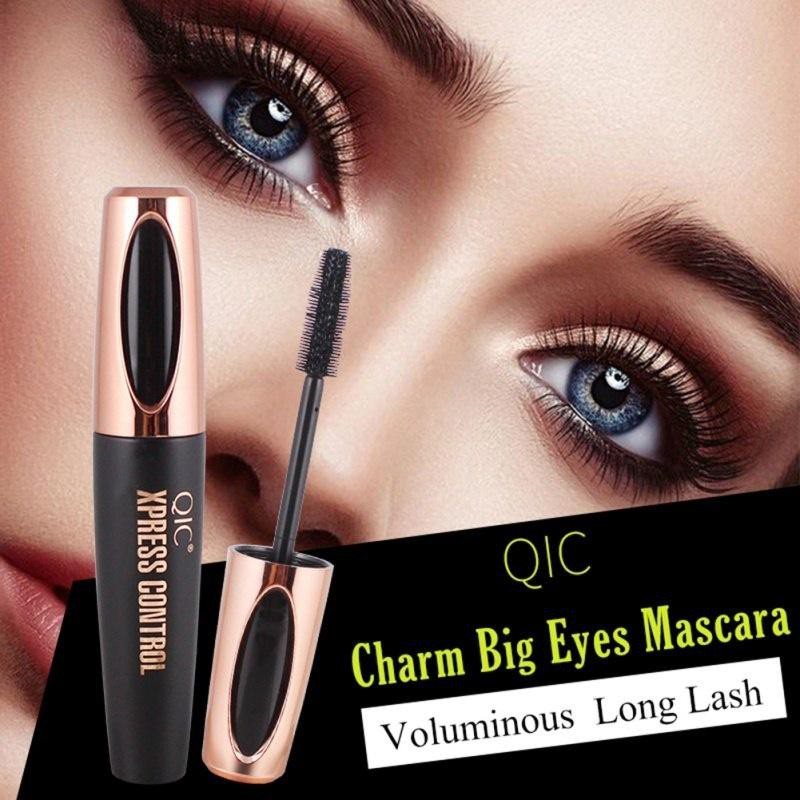 1aac8b6097a 4D Silk Fiber Lash Mascara Waterproof 3d Mascara Eyelash Extension  Lengthening | Shopee Malaysia