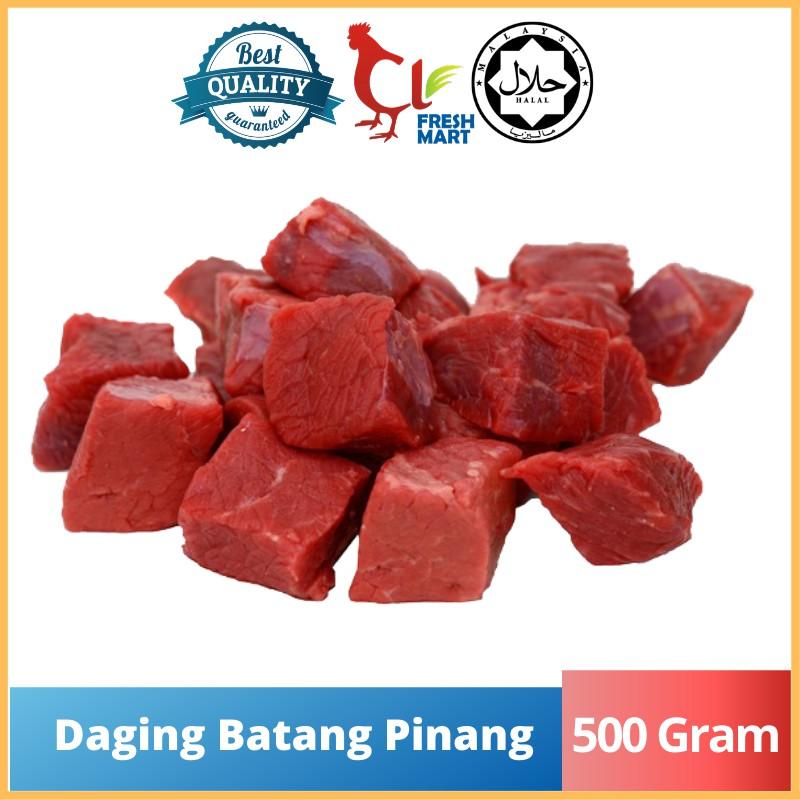 Daging Batang Pinang / Beef Chuck Tender (500 Gram)
