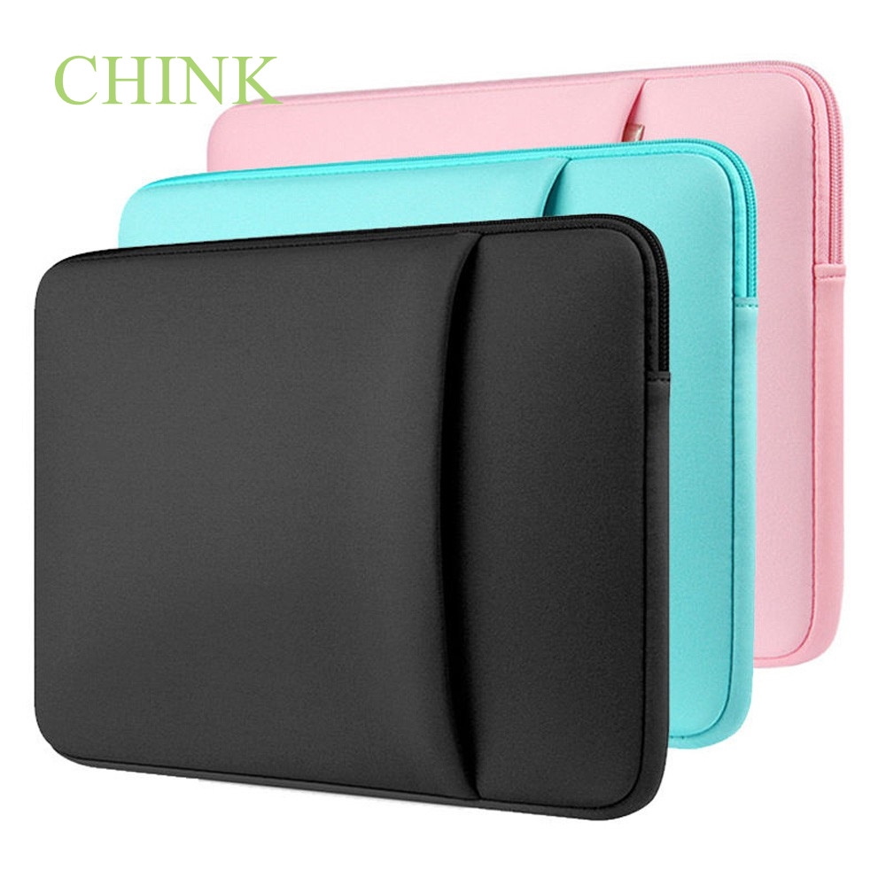 best website ba635 7cb30 Notebook Cover Sleeve Case Laptop Bag Pouch for MacBook Air Pro Ipad