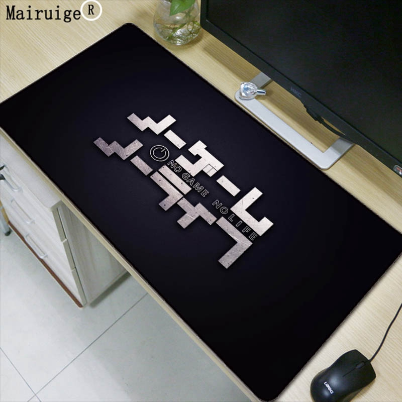 Mairuige Anime Girl Play Violin Large Mouse Pad Anti-slip Natural Rubber Computer Gaming Mousepad Desk Mat For Lol Cs Go Dota2 Mouse & Keyboards Mouse Pads