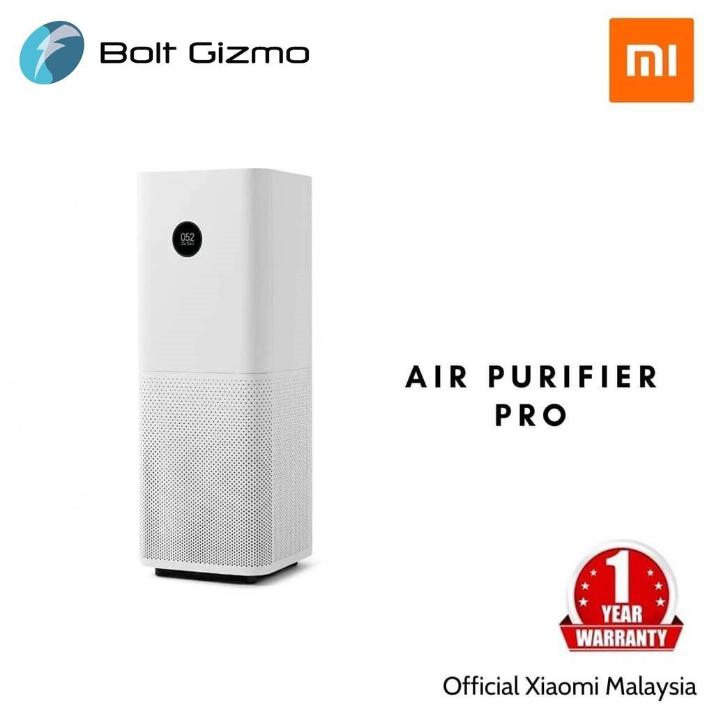 Xiaomi Mi Air Purifier Pro - (Warranty by Xiaomi M'sia)