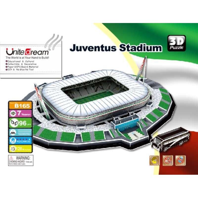 Juventus F.C. Juventus Stadium 3D Puzzle  2d671fe4be7