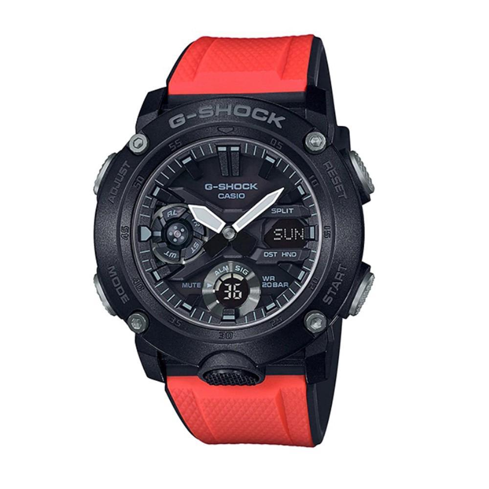 b7a29b93674d Casio G-shock GA-2000-1A2 Carbon Core Guard 100% Authentic   Shopee Malaysia