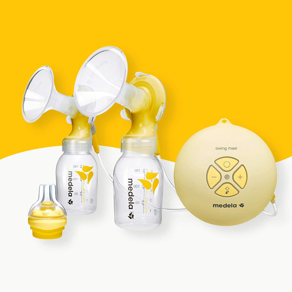 Medela Swing Maxi Breast Pump Made In Switzerland 1 Year Local
