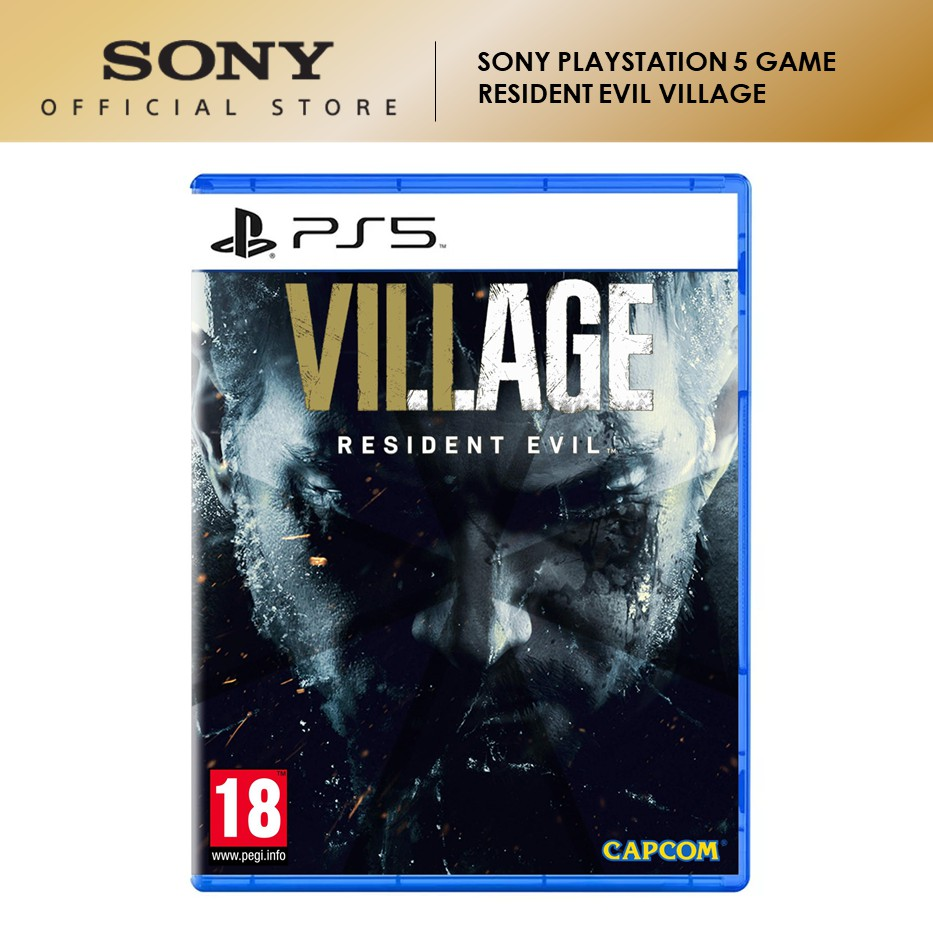 [Pre-Order] Sony PlayStation 5 Game Resident Evil Village