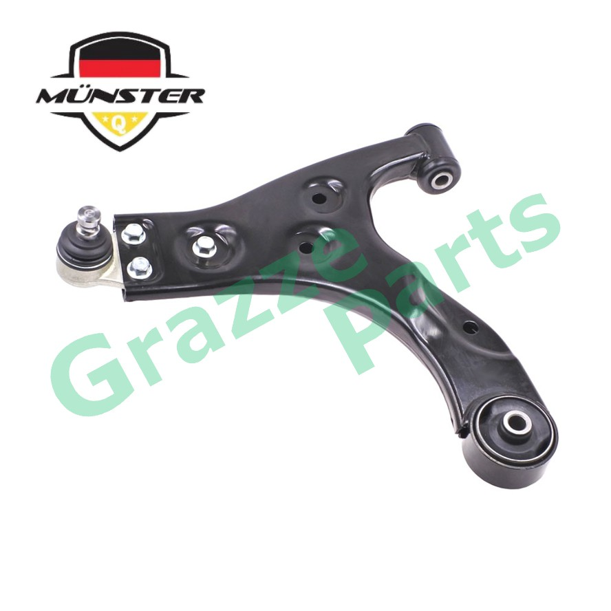 Münster Front Lower PW922622 Front Lower Control Arm for Proton Iriz Persona 2017 (Right Side)
