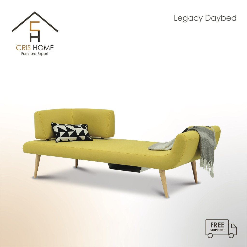 CrisHome - Legacy Daybed / Love Chair / Sleep Sofa( Free Shipping to WM )